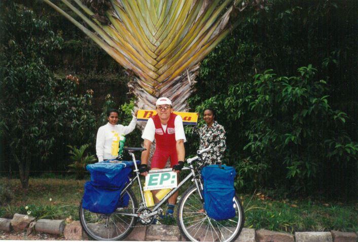 Jako pierwszy Polak objechał rowerem Madagaskar! Wywiad z Markiem Dworskim