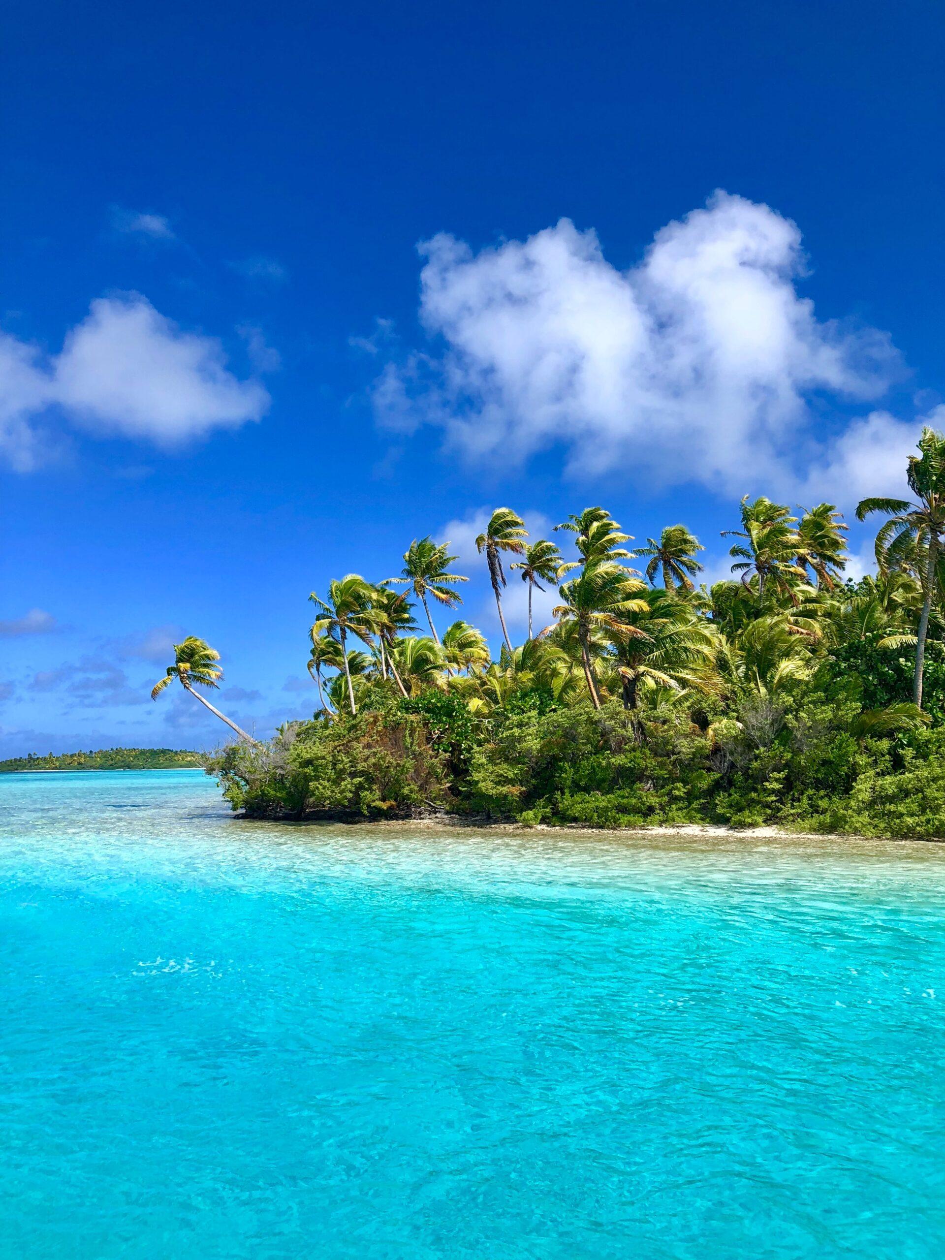 Perły Pacyfiku, czyli Wyspy Cooka